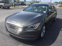 Check out this gently-used 2017 Genesis G80 we recently