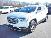 Get lots for your money with this 2017 GMC Acadia. This