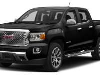 Options:  2017 Gmc Canyon Denali|This 2017 Gmc Canyon