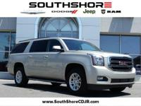 CARFAX One-Owner. Clean CARFAX. 2017 GMC Yukon XL SLT