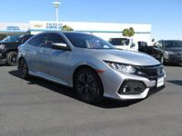 Check out this 2017 Honda Civic Hatchback EX-L Navi.