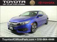 CARFAX One-Owner. Clean CARFAX. 2017 Honda Civic EX-T