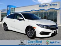 This 2017 Honda Civic EX might just be the sedan you've