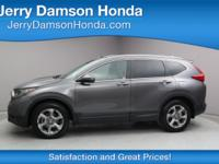 Jerry Damson Honda-Huntsville has a wide selection of
