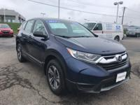 New Price! CARFAX One-Owner. Clean CARFAX. 2017 Honda