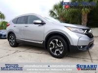 LOW MILEAGE 2017 HONDA CR-V TOURING 2WD**CLEAN CAR