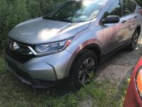 Check out this gently-used 2017 Honda CR-V we recently