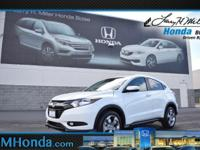 Snatch a deal on this certified 2017 Honda HR-V EX-L