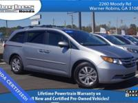 ONE OWNER, CLEAN CARFAX, HONDA CERTIFIED, LEATHER,