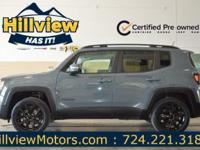 **JEEP CERTIFIED** **ADVANCED TECHNOLOGY GROUP**