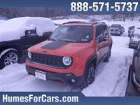 Checkout this Humes 2017 Omaha Orange Jeep Renegade