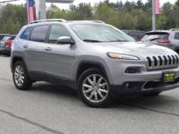 **** GREAT VALUE PRICED 2017 CHEROKEE LTD. **** This