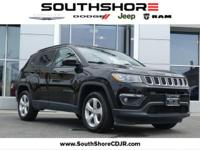 CARFAX One-Owner. 2017 Jeep New Compass Latitude