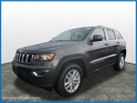 2017 Jeep Grand Cherokee Laredo 4WD, ABS brakes,