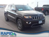 This 2017 Jeep Grand Cherokee Limited is offered to you