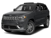 Options:  2017 Jeep Grand Cherokee Summit|This Is A