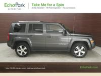 Boasts 25 Highway MPG and 20 City MPG! This Jeep