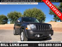 Options:  2017 Jeep Patriot Latitude|Gray|All Performed