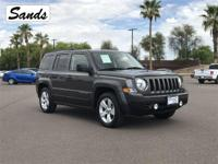 CARFAX One-Owner. Clean CARFAX. 2017 Jeep Patriot