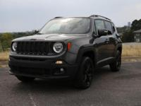 2017 Jeep Renegade Altitude Rocky Mountain Eurosport