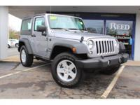 New Price! 2017 Jeep Wrangler Sport At Reed Jeep