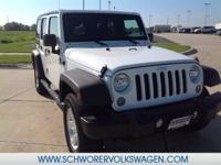 This 2017 Jeep Wrangler Unlimited Sport is offered to