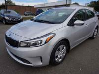 This is an excellent 1-Owner Kia Forte with only 36K