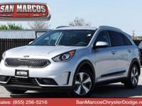 Delivers 46 Highway MPG and 51 City MPG! This Kia Niro