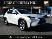 2017 Lexus NX 200t CARFAX One-Owner. Clean CARFAX.