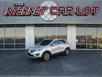 Check out this very nice 2017 Lincoln MKC Select! This