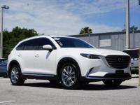 Check out this gently-used 2017 Mazda CX-9 we recently