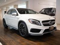 Check out this gently-used 2017 Mercedes-Benz GLA 45