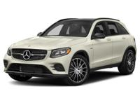 GLC 43 AMG 4MATIC, V6, 9-Speed Automatic, 4MATIC,