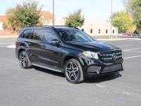 Original MSRP 101K!! 2017 MERCEDES-BENZ GLS 550 4MATIC