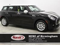 This Certified Pre-Owned 2017 MINI Cooper Clubman comes