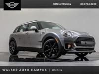 2017 MINI Cooper Clubman located at MINI of Wichita.