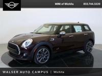 2017 MINI Cooper Clubman ALL4 located at MINI of