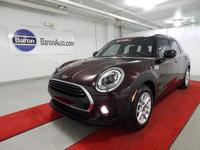 Looking for a 2017 MINI Clubman? This is it. This MINI