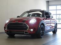 2017 MINI Cooper S Clubman Clubman AWD 8-Speed
