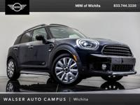 2017 MINI Cooper Countryman located at MINI of Wichita.