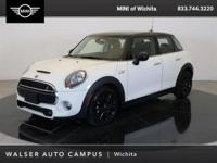 2017 MINI Cooper S located at MINI of Wichita. Original