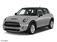 Options:  2017 Mini Hardtop 4 Door Cooper S Fwd|4