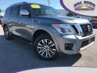 CARFAX One-Owner. This well equipped 2017 Nissan Armada