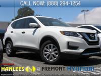 Check out this 2017 Nissan Rogue S. This used car comes