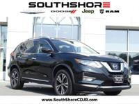 Recent Arrival! CARFAX One-Owner. 2017 Nissan Rogue SL