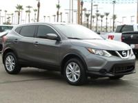 LOW MILES, This 2017 Nissan Rogue Sport S will sell