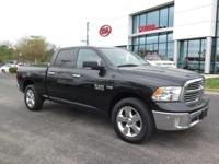 New Price! Brilliant Black Crystal Pearlcoat 2017 Ram