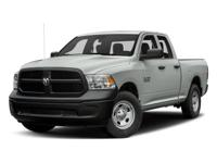Options:  2017 Ram 1500 St|Black/|V8 5.7 L