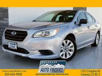2017 Subaru Legacy for sale in Centennial/Denver. This