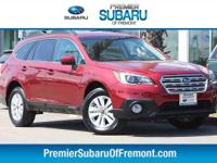 Options:  2017 Subaru Outback 2.5I 4D Sport Utility|6